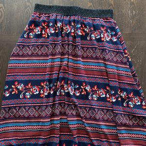 XL LuLaRoe Lola - No tags but never worn
